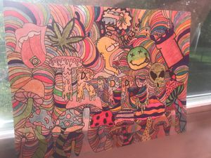 Trippy drawing for Sale in Dumfries, VA