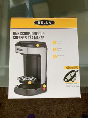 Bella Coffee Maker for Sale in Baltimore, MD