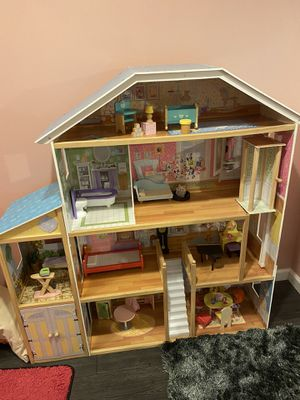 Kid Kraft mansion dollhouse for Sale in Pembroke Pines, FL