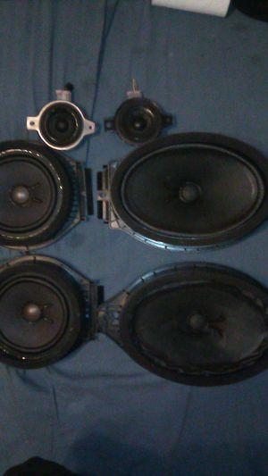 Bose car stereo set for Sale in Phoenix, AZ