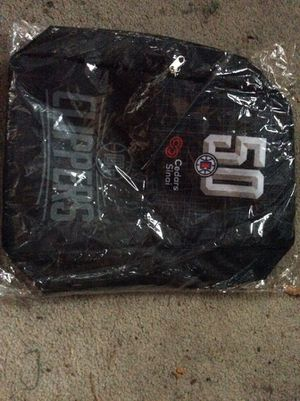 Clippers new 50 th backpack for Sale in Los Altos, CA