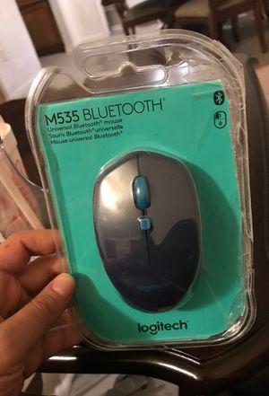 Logitech Wireless Bluetooth mouse for Sale in Sarasota, FL