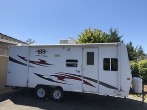 2007 22Ft Monterey by extreme travel trailer excellent condition for Sale in Puyallup, WA