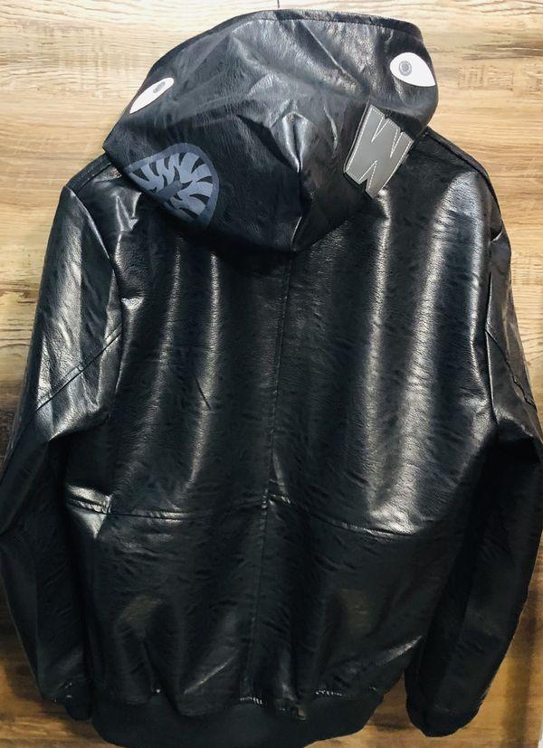 Bape Hoodie Jacket