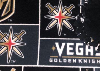 Vegas Golden Knights Fleece Blanket for Sale in North Las Vegas,  NV