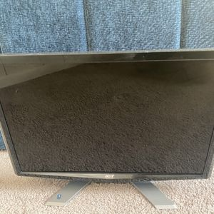 """24"""" Acer P243W LCD Monitor HDMI DVI-D VGA for Sale in Silver Spring, MD"""