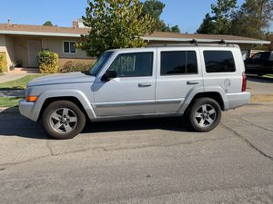 2006 Jeep commanders v6 for Sale in Atwater, CA