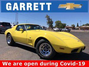 1977 Chevrolet Corvette Stingray L82 Only 72k miles! for Sale in Coolidge, AZ