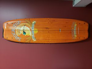 ShockTop Belgian White Surfboard for Sale in Niagara Falls, NY