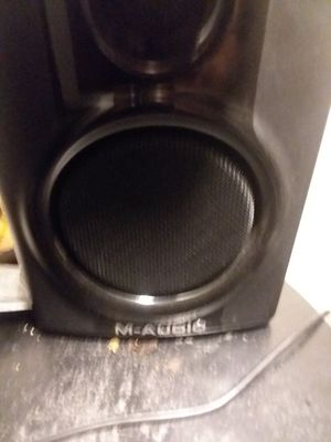 M audio speakers 30 for Sale in Phoenix, AZ
