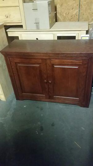 Oak cabinet for Sale in Kernersville, NC