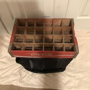 Coca Cola 24 Bottle Holder Crate for Sale in Murfreesboro, TN