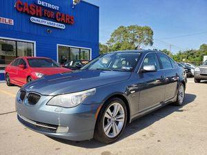 2010 BMW 5 Series for Sale in Warren, MI