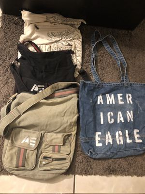 American eagle bags for Sale in Port St. Lucie, FL