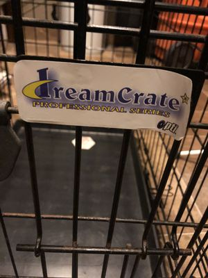 Dreamcrate dog crate for Sale in Jersey City, NJ