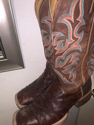 Men Ostrich boots for Sale in Farmers Branch, TX