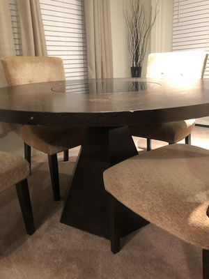 Wooden table and chairs for Sale in Chillum, MD