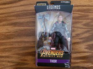 Marvel Legends Thor Avengers Infinity war action figure for Sale in Cumming, GA
