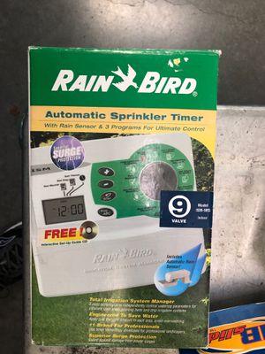 Sprinkler automatic sprinkler timer for Sale in Spring Valley, CA