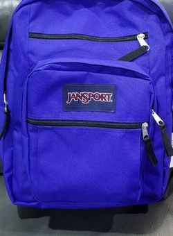 JanSport Big Student Backpack - 15-inch Laptop School Pack for Sale in Whittier,  CA