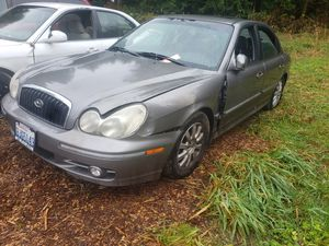 2005 Hyundai sonata parts/parting out for Sale in Lynnwood, WA
