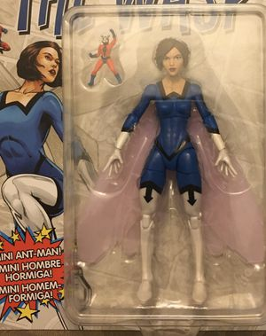 Marvel Legends vintage wasp blue with mini Ant-Man for Sale in Wichita, KS