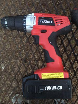 Hyper tough drills for Sale in Saint Pauls, NC