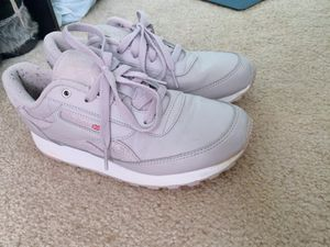 Lavender Reebok Sneakers for Sale in Winston-Salem, NC