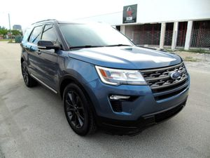 2018 Ford Explorer Leather for Sale in Fort Lauderdale, FL