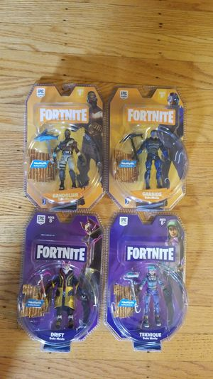 "Fortnite 4"" Action Figures Hottest Christmas Gift Out Now! for Sale in Philadelphia, PA"
