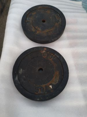PLATES WEIGHTS for Sale in Norwalk, CA