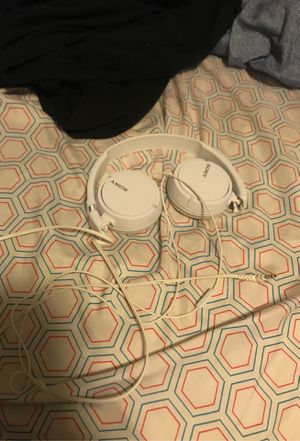Sony Headphones with mic for Sale in Orient, OH