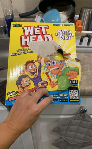 Wet head kids game for Sale in Rancho Cucamonga, CA
