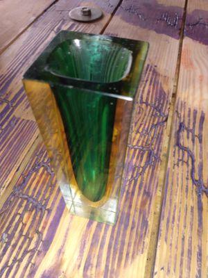 Crystal vase/pen holder for Sale in Fort Worth, TX