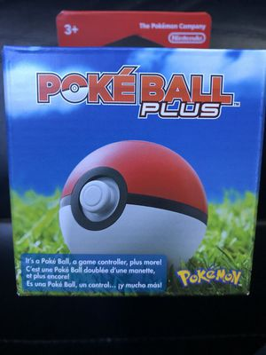 Pokémon Poké Ball Plus for Nintendo Switch for Sale in Redlands, CA