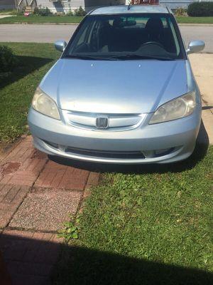 Honda civic 2005 for Sale in Waukee, IA