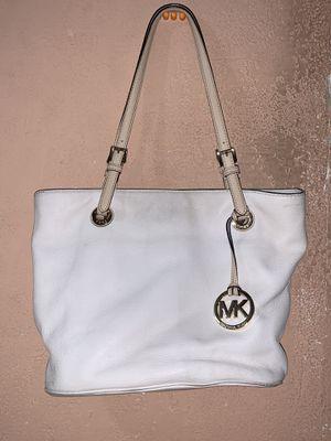 Michael Kors Creme Handbag for Sale in Terrell, TX