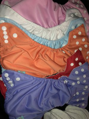 Cloth diapers for Sale in Lodi, CA