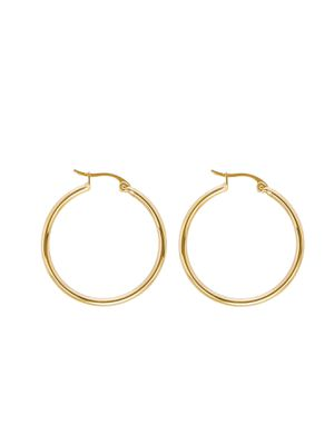Gaby Hoops in Gold for Sale in San Francisco, CA