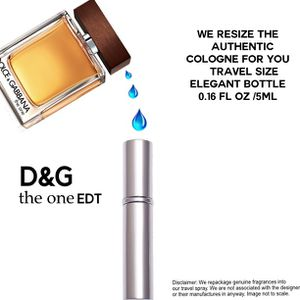 5mL Decant Sample of Dolce & Gabbana The One For Men for Sale in Brooklyn, NY