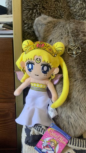 Sailor moon plushie anime for Sale in Dumfries, VA