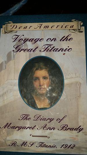 Dear America hard cover books for Sale in Santee, CA