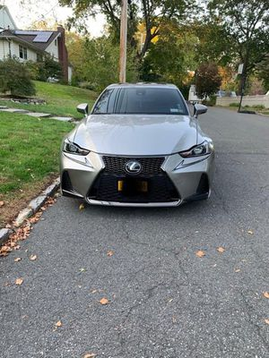 2017 Lexus IS 300 F sport for Sale in The Bronx, NY