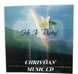 HE IS RISEN CHRISTIAN MUSIC CD for Sale in Blairsville,  GA