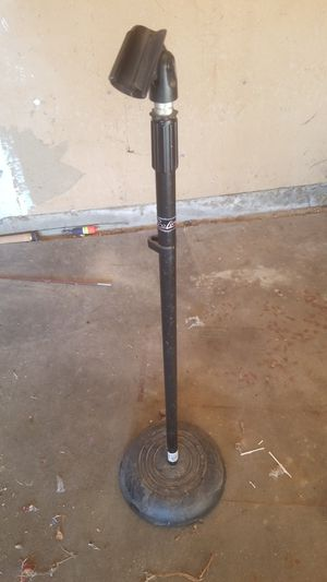 Mic stand for Sale in Kennewick, WA