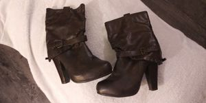 Boots size 8 barkers for Sale in Springfield, IL