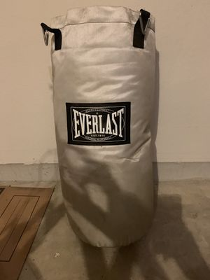 Everlasting punching bag for Sale in Pflugerville, TX