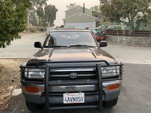 1999 TOYOTA 4RUNNER 4x4 for Sale in Hayward, CA