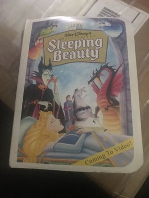 Sleeping beauty toy figure for Sale in Granite City, IL
