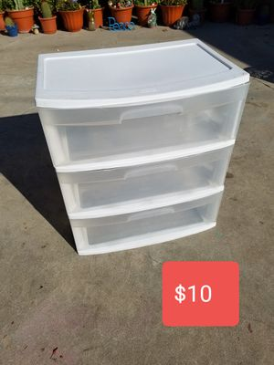 Plastic storage container for Sale in Lakewood, CA